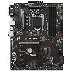Z370-A Pro - Placa Base Pro (chipset Intel Z370, Socket LGA 1151, 6 x SATA 6Gb/s, 2 x Turbo M.2, DDR4 Boost, Intel I219-V LAN, Military Class 5)