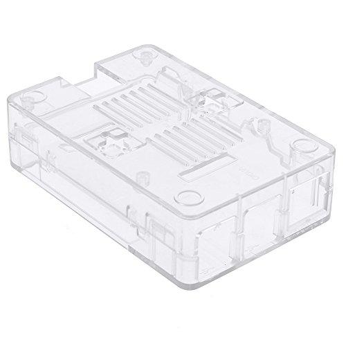 41gng6sSWrL - Zacro 3-EN-1 Kit - Kit para Raspberry Pi 3 Modelo B. Caja, Cargador y disipador de Calor Incluido