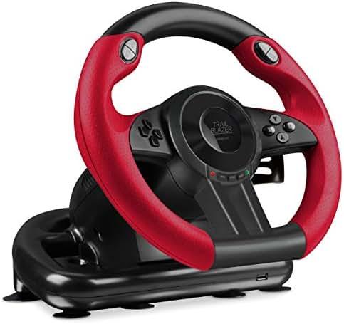 Speedlink Gaming Lenkrad für PS4, PS3, Xbox One, PC - Trailblazer Racing Wheel (Generalüberholt)