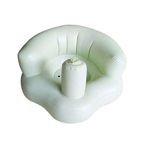 PU Ran Baby poltrona gonfiabile in PVC sedile divano Infant portatile da bagno da pranzo bambini passeggino