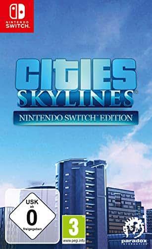 Cities: Skylines (Switch)