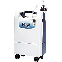 Cosmo médica - Concentrador de oxígeno portátil con ruedas