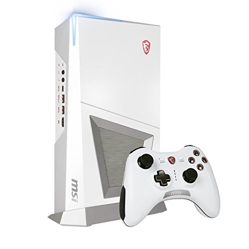 MSI Trident 3 Arctic 8RB-009XEU - Ordenador de sobremesa gaming (Intel Core i7-8700 , 8GB RAM, 1TB HDD + 128GB SSD, Nvidia GTX 1050Ti de 4GB, sin sistema operativo) Color Blanco - Incluye Mando MSI