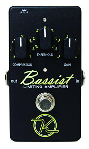 Keeley KBASS Bass Compression Effect Pedal