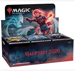 Magic The Gathering Hauptset 2020 Booster-Display Box deutsch
