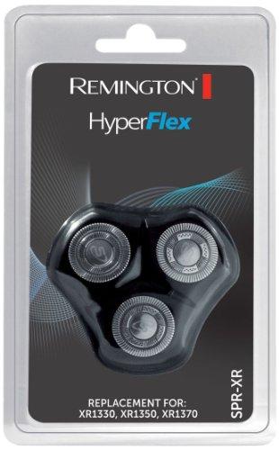 Remington SPR-XR - Pack de cabezales para afeitadoras rotativas HyperFlex XR1330/1350 y 1370