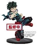 Figurine - My Hero Academia - The Amazing Heroes - Vol 1 Izuku Midoriya - 14 cm