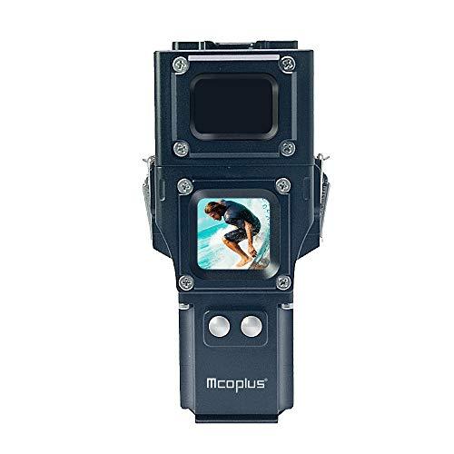 fasloyu Custodia Subacquea Impermeabile Mcoplus per DJI Osmo Tasca Fotocamera Immersione 100m /...
