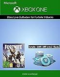 Xbox Live Guthaben für Fortnite - 2.500 V-Bucks + 300 extra V-Bucks | Xbox One - Download Code