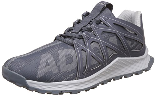 Adidas Men's Vigor Bounce M Grey, Onix and Silvmt Running Shoes - 8 UK/India (42 EU)
