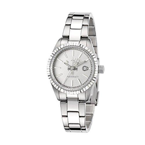 Orologio da donna, Collezione Competizione, movimento al quarzo, solo tempo, in acciaio - R8853100503