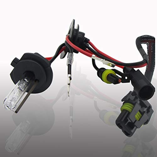 LED light bar HID Xenon 55W KIT conversione faro H1 / H3 / H4 / H7 / H11 / 9005/9006/880/881/9004/7...