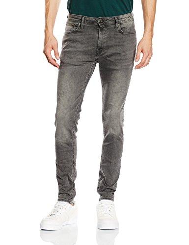 JACK-JONES-Herren-Jeanshose-JJILIAM-JJORIGINAL-AM-010-LID-NOOS-Grau-Grey-Denim-W30L30-Herstellergre-30