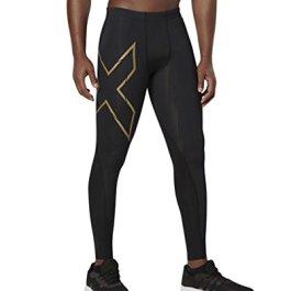 2XU Mens Elite MCS Compression Tights [Xform], Pantaloni Uomo