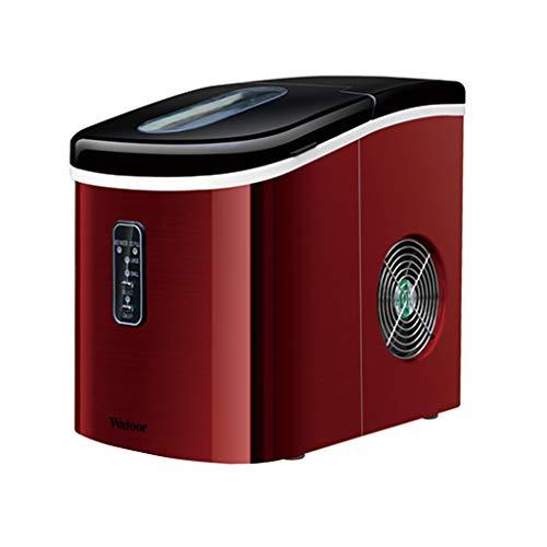 WHJ-Ice maker Macchina per Il Ghiaccio 16 kg Mini Piccolo Commerciale Commerciale per tè E caffè...