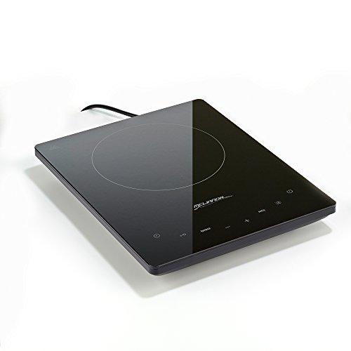 Melianda MA-18500 2000 Watt Induktionsherdplatte Touch Sensoren LED Display Glaskeramik