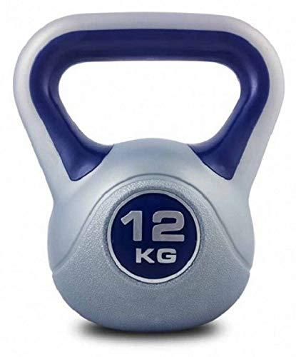 Kemket-KettleBell in vinile, multicolore, peso: 2 kg a 20 kg, per casa palestra, Fitness,...