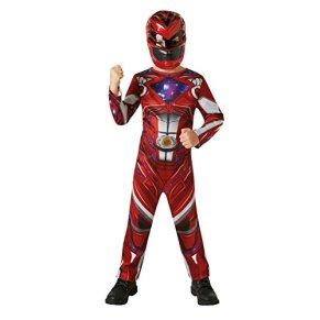 Power Rangers - Disfraz Red Ranger (Rubie's Spain)