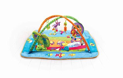Tiny Love Gymini Kick & Play Palestrina Musicale per neonati e Bambini, con archi gioco e tappeto...