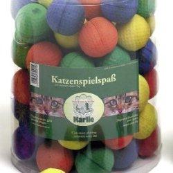 katzeninfo24.de Karlie Soft-Golfball Ø 4cm für Katzen #46008