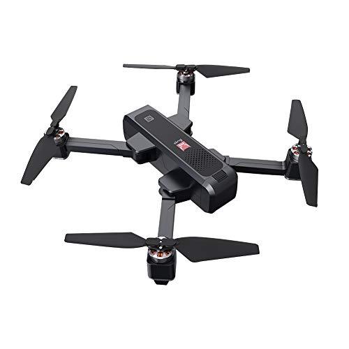 MJX Bugs Drone Pieghevole 4W con GPS, videocamera Full HD 2K 5G WiFi Registrazione Video bachi Operazione App Altitudine Traccia Volo Volo Schermo OLED Telecomando RC Quadricottero