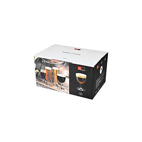 Bormioli Rocco Confezione 6 Calici in Vetro Birra Aey Cl41.8 Arredo Tavola
