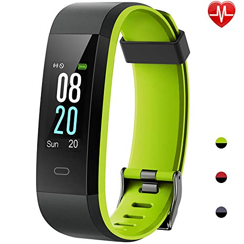 Willful Smartwatch Orologio Fitness Tracker Android iOS Uomo Donna Bambini Impermeabile IP68...