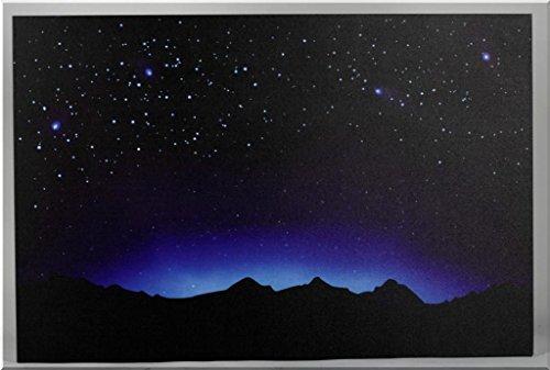 ROSSI ROSA Cielo Luminoso, Multicolore, 60 x 40 cm