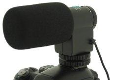 Braun TopMic 119 cámara de vídeo del micrófono [BNMC60505]