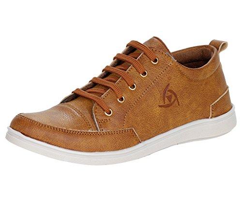 Kraasa Men's Turquoise Casual Shoe -7