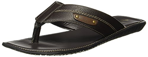 Bond Street by (Red Tape) Men's Brown Sandals - 8 UK/India (42 EU)