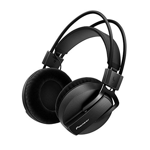 "Pioneer HRM-7 auricular - Auriculares (Negro, Circumaural, 3.5 mm (1/8""), 5-40000 Hz, Dinámico, Diadema)"