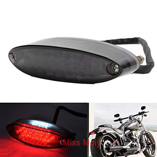 28 LED Motorrad Signal Rücklicht 12V Bremse Halt Laufendes Licht für Motorräder, Quads, Dirt Bikes und ATVs