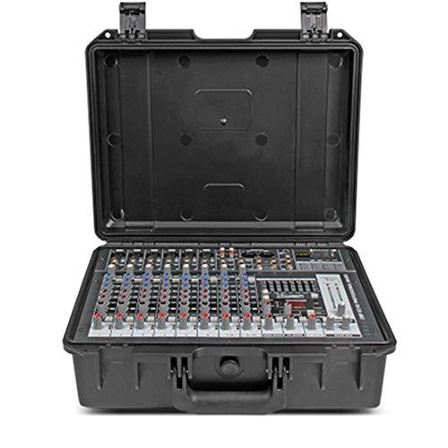 Zengqhui DJ Controller Powered Mixer Professionale Integrated Console Esterna con l'amplificatore 10 canali e 300 W x 2 Amplificatore all-in-One Controller DJ Ponte per Serato DJ