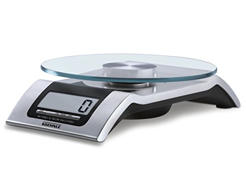 Soehnle 65105 Digitale Küchenwaage Style