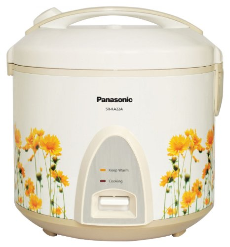 Panasonic SR-KA22A 5.7-Litre 745-Watt Automatic-Jar Cooker/Warmer