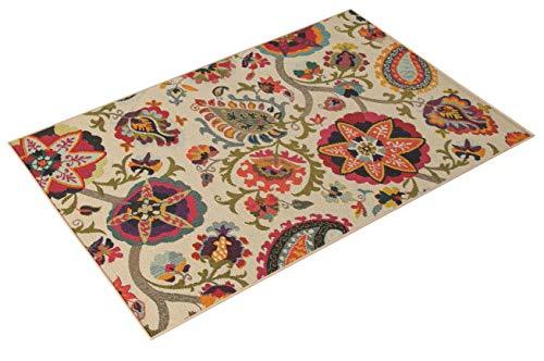 ABC, Tangeri 1, Tappeto, Multicolore, 200 x 300 cm
