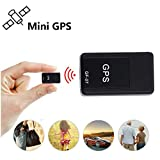 joyliveCY Mini Tracker GPS Starker Magnet Portable Ortung Anti Verlust GPS Locator für Tasche Brieftasche Taschen Schulranzen Wichtige Kinder Auto
