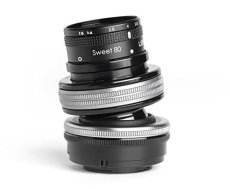 Lensbaby Composer Pro II Incl. Sweet 80 Optic Sony E