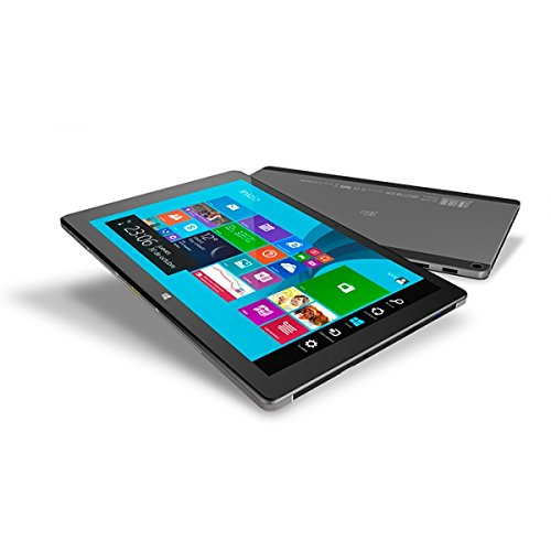"GT10W3 Tablet 3Go, RAM 2GB 10"" W10 IPS 1280x800 32GB"", color negro"