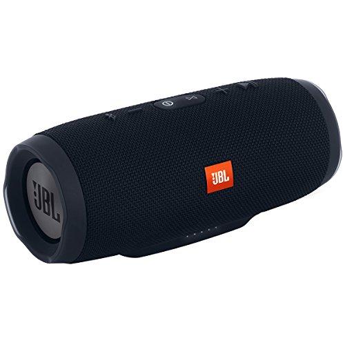 JBL Charge 3 - Altavoz Bluetooth inalámbrico portátil estéreo con batería Recargable, Color Negro