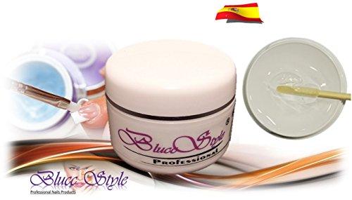 Gel Uv Premium 15ml color Transparente- Uñas de gel, manicura