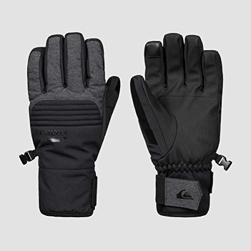 Quiksilver Hill Gore-Tex Snow Gloves Black# Large / Black