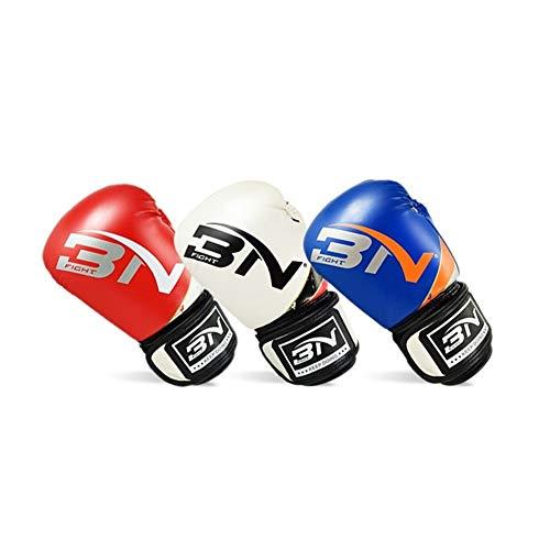 Guomao 6OZ Professional Children MMA Muay Thai Boxe Guanti da Boxe MMA Taekwondo Fighting Fighting...