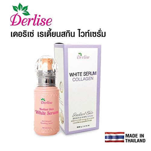RITZKART Imported Face Whitening Genuine serum From Thailand Derlise whitening serum for Extra milk Glowing skin