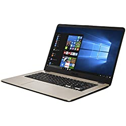 "ASUS VivoBook 15 ( AMD Quad Core R5-2500 /8 GB/1TB / 15.6"" FHD/ Windows 10 ) X505ZA- EJ509T ( Icicle Gold /1.6 kg)"