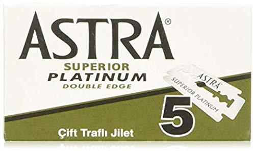 Lamette da Barba Platinum, pacco de 100 pezzi