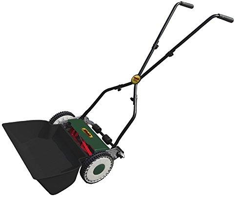 The WEBB H30 Hand Mower is appropriate for small lawns that do not need a lot of power to mow and what an excellent job it does for a lawnmower that is as simple as they come, no cords, no recharging batteries, no petrol engines, just the lawnmower and some good old manual power.