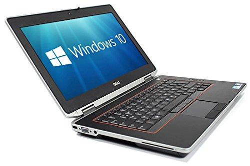 Dell Latitude E6320 13.3' LED Core i5-2520M 2.50GHz 2GB 250GB Windows 10 Professional 64-bit (Certified Refurbished)