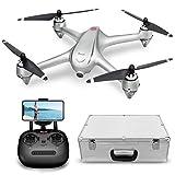 Drone GPS Con Motore Brushless Potensic Drone D80 WIFI Con Telecamera 1080P HD Dual GPS Funzione di...